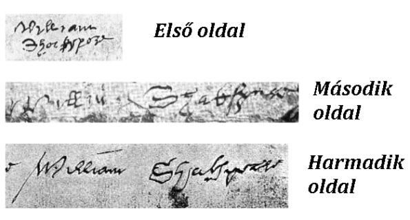 aláírások